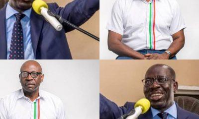 ITSITS OFFICIAL!!! Gov Obaseki Leads Ize-Iyamu With Over 800000 Votes - #EdoDecides2020 aITS OFFICIAL!!! Gov Obaseki Leads Ize-Iyamu With Over 800000 Votes - #EdoDecides2020 OFFICIAL!!! Gov Obaseki Leads Ize-Iyamu With Over 100000 Votes - #EdoDecides2020