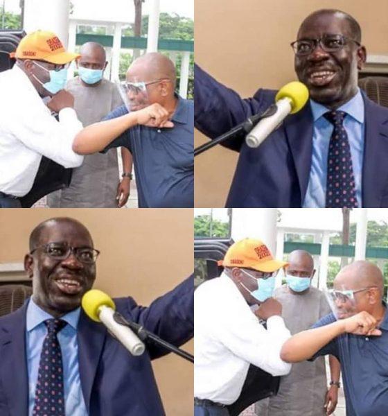 BREAKING: Nyesom Wike Congratulates Obaseki - #EdoDecides2020