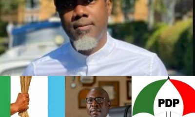 BREAKING: Ize-Iyamu Becomes 1st Nigerian To Lose Guber Election On Two Political Parties - #EdoDecides2020