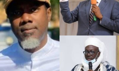 Reno Mocks Pastor Ize-Iyamu After Transforming From PASTOR To SHEIKH Because Of Election - #EdoDecides2020