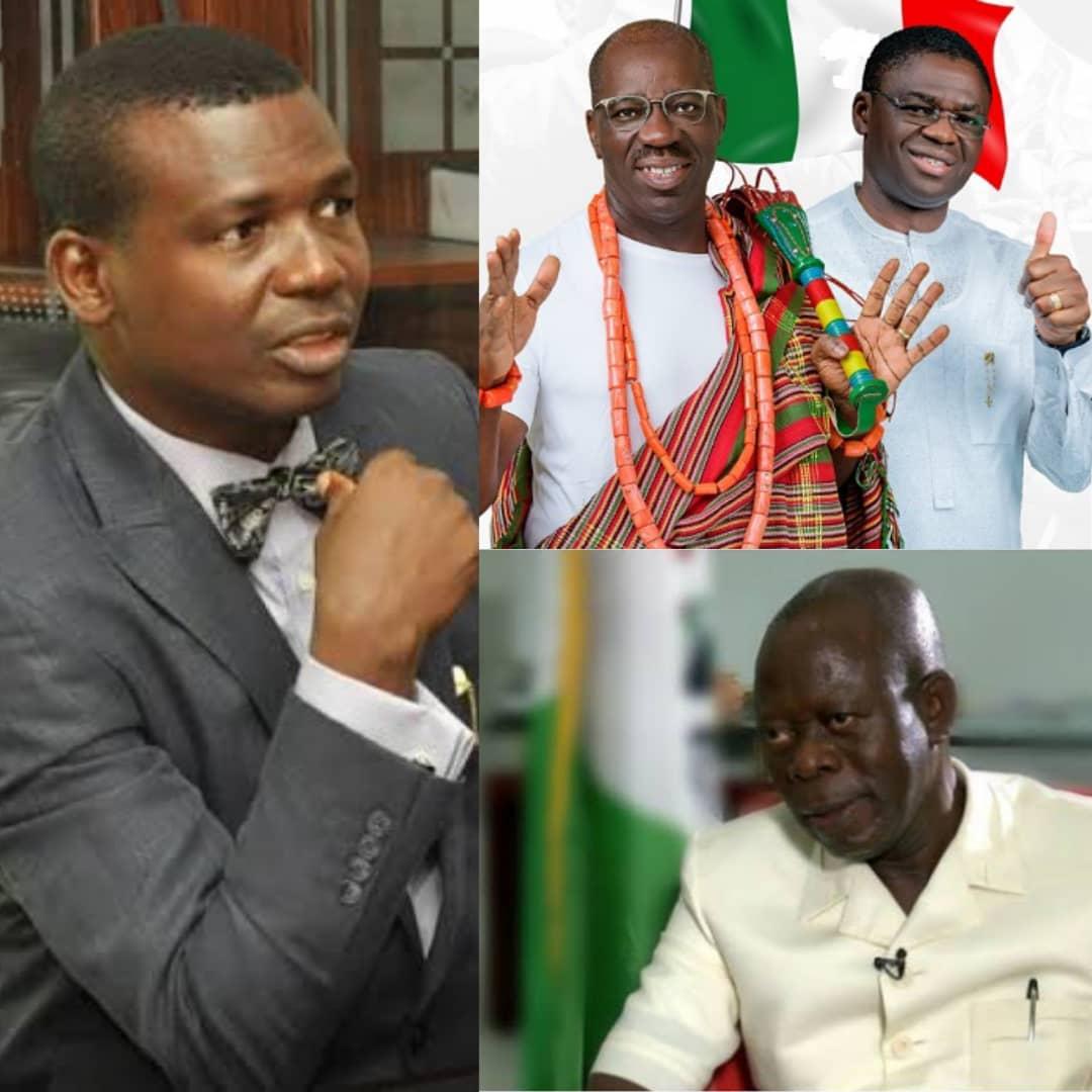 #EdoDecides2020: How America Helped Obaseki To Defeat Ize-Iyamu, Says Adegboruwa
