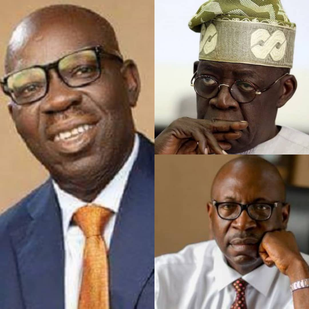Tinubu And Oshiomhole Leadership In APC Is Not Constitutional - Obaseki Alleges