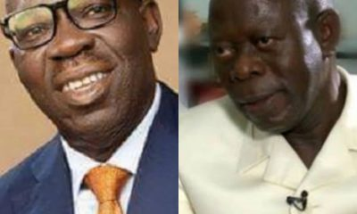 OBASEKI On OSHIOMHOLE: The Fight Is Over - #EdoDecides2020