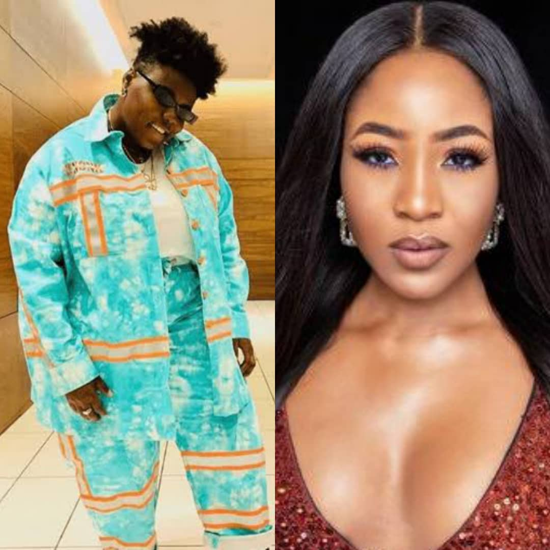 """#UnbotheredErica: Diverse Reactions Trail In Over Teni's Use Of """"Omo Igbo""""Term On Erica"""