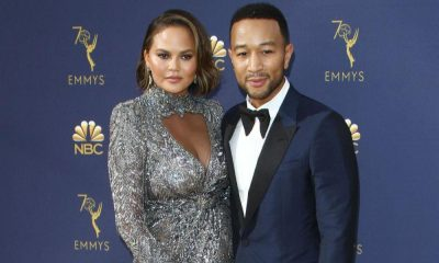 John Legend's Wife Admitted Over Pregnancy Scare