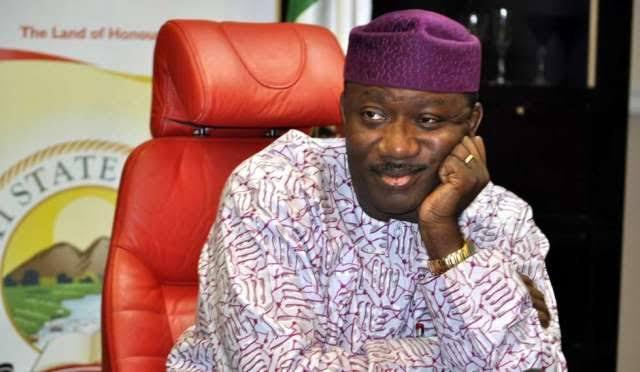 BREAKING: APC Suspends Governor Kayode Fayemi Of Ekiti State