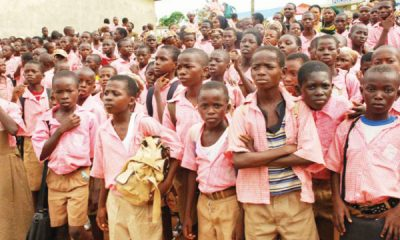 BREAKING: Lagos State Lists Classes That Will Resume School September 21