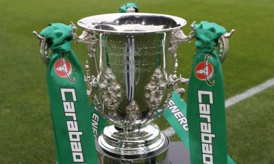 Full Fixtures Of Fourth Round Draw Confirmed For Carabao Cup