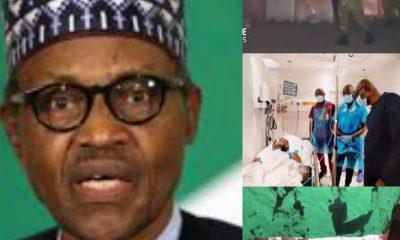 BREAKING: President Buhari To Address Nigerians On Lekki Shootings, See When -#LekkiMassacre