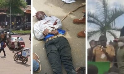 Edo Protesters Allegedly Attacked By Hoodlums, 2 Deaths Recorded(Video) - #EndSARS