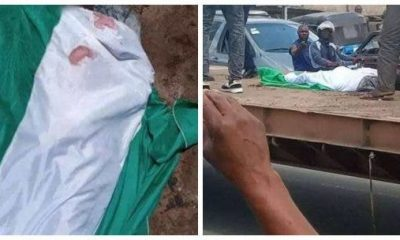 SAD! How 13-Year-Old Boy Lost His Life During #EndSars Protest in Delta