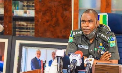 IGP Adamu Stations Anti-riot Police Officers Nationwide - #EndSARSImmediately