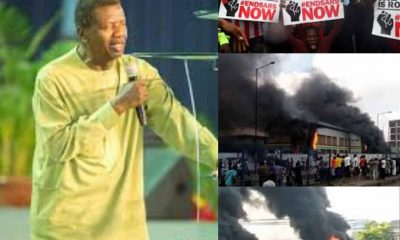 BREAKING: RCCG Pst. Adeboye Calls On Nigerians To Embark On A 30-Day Fasting And Prayer - #EndBadGovernmentinNIGERIA