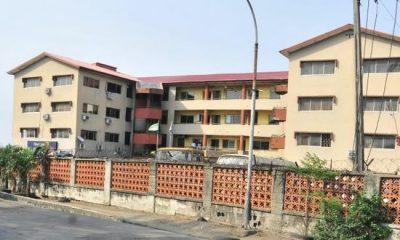 FRESH: Unknown Hoodlums Raid And Burn Lagos Council Secretariat - #EndSARS