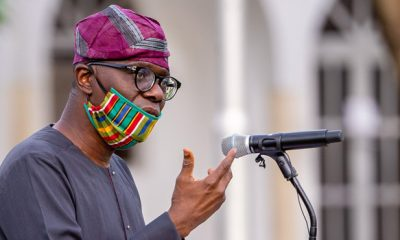 BREAKING: Governor Sanwo-Olu Extends Lagos State Curfew By 72hrs - #LekkiGenocide