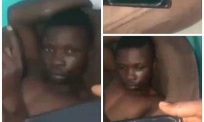 UNBELIEVEABLE!!! How Injured #LekkiMassacre Victim Allegedly Stole Phone From Hospital [VIDEO]