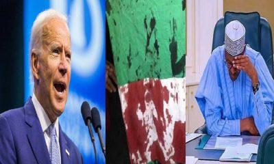 US Presidential Candidate Joe Biden Speaks On Violent Crackdown On Protesters in Nigeria