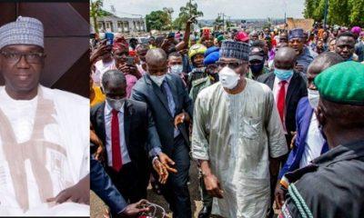 Watch Out Against Another Civil War, Governor Abdulrazaq Warns Nigerians #LagosStateMassacre