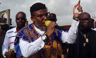 Nnamdi Kanu Gives #EndSARS Protesters 3 Keys To victory - #ALutaContinua