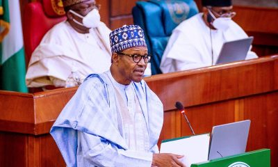 2021 FISCAL BUDGET: National Assembly To Receive N128 Billion - Buhari