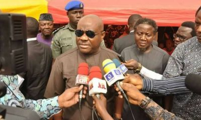 #SarsMustGoNow: Wike Issues Ban On All Protests In Rivers State, See Why