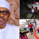 #EndSARS LOOTING: Why You Must Turn Back Your Children When They Bring Home Unaccounted Goods - President Buhari