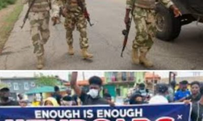 OPERATION CROCODILE SMILE: No Soldier Must kill Any #EndSARS Protester, NUJ Tells Buhari