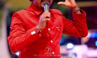 Prophet Joshua Iginla Reels Out The Mind Of God For Nigeria@60 [VIDEO]