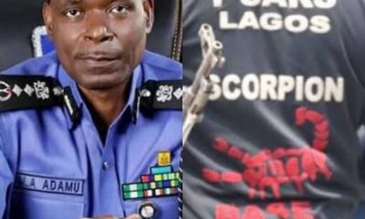 BREAKING: IGP Adamu Bans FSARS Officers From Patrols, Stop And Search Duties - #EndSARS