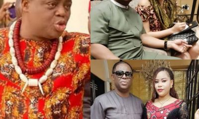 FFK FAMILY SAGA: Why I Exposed My Wife After 7 years, Fani Kayode Reveals