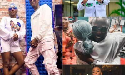 #AmbassadorLaycon: Watch Lovely Moment When Laycon Met His Celebrity Crush Kemi Smallz