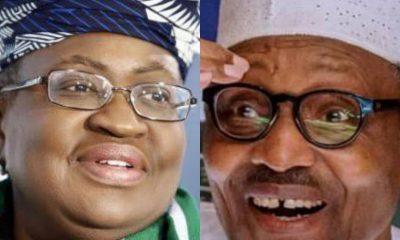 WTO DG RACE: What Okonjo-Iweala Said To Buhari After Making Last 2 Contenders