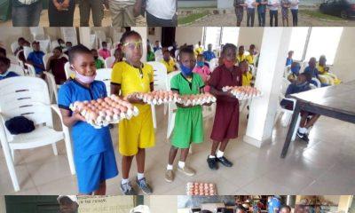 #WorldEggDay: Ogun State Chapter Of Poultry Association Of Nigeria Celebrates World Egg Day [PHOTOS]