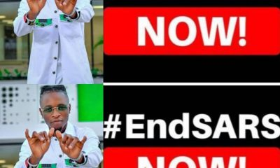 #EndPoliceBrutality: What BBNaija Laycon Said About #EndSARS Protesters