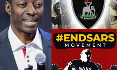 SAM ADEYEMI To NIGERIAN POLICE: Attack On #EndSARS Protesters Unacceptable