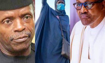 AISHA: It Seems Buhari And Osinbajo Gave Shoot Order - #EndPoliceBrutalityinNigeria
