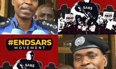 BREAKING: IGP Adamu Ready To Announce End Of Brutal Police Squad - #EndPoliceBrutalityinNigeria