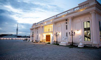 PHOTOS: Olori Sekinat Elegushi Opens Multi Billionaire Event Centre!