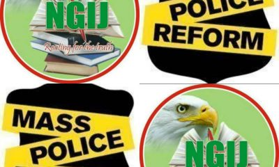 #EndSWAT: Complete Police Reform Is The Way To Go, Says NGIJ President