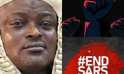 Mudashiru Obasa Clears The Air On Disruption Of #EndSWAT And #EndsSARS Protesters In Lagos By Thugs