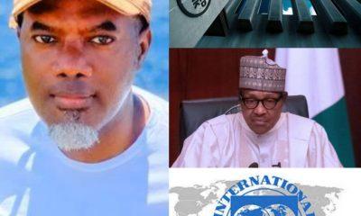 Why World Bank And IMF Need To Stop Lending Money To Buhari - Reno Omokri