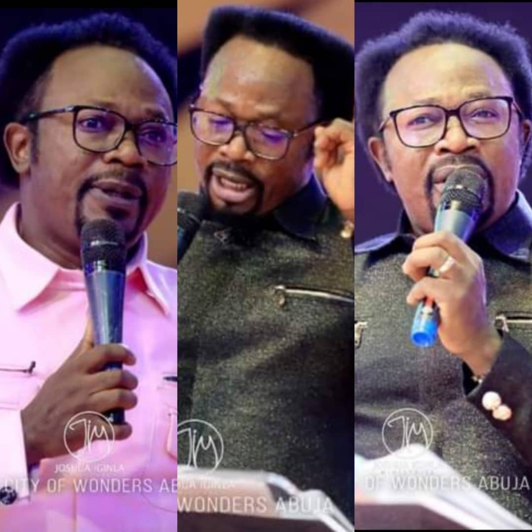 VIDEO: Prophet Joshua Iginla Supports End SARS Protesters, Advices Nigerian Government