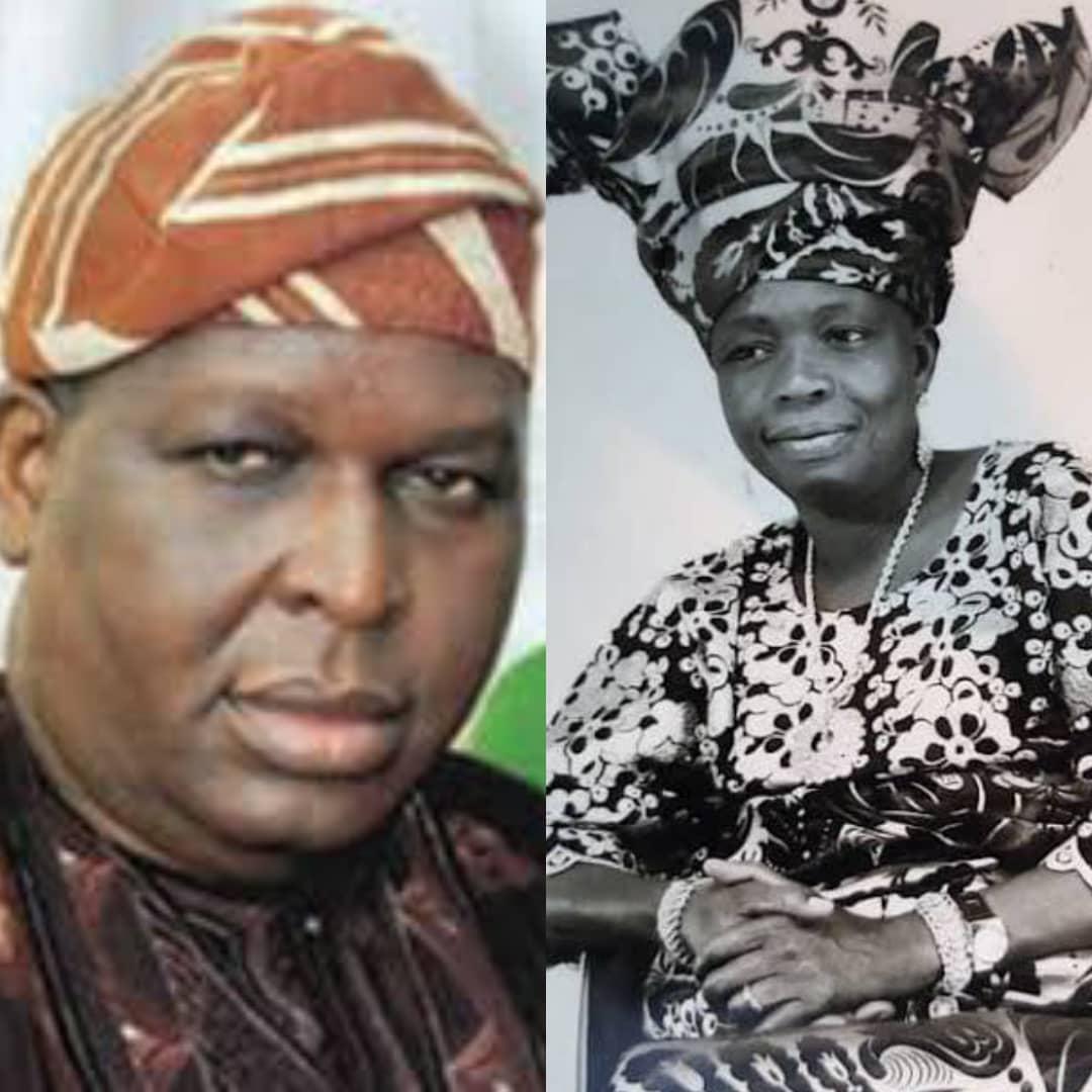DG Of NCAC Otunba Runsewe Mourns The Loss Of His Mother
