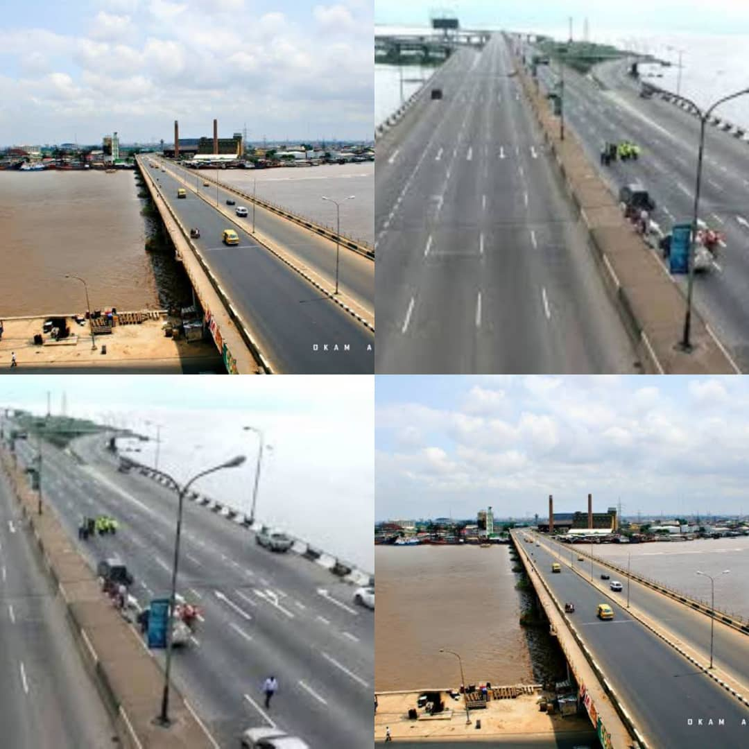 ATTENTION!!! Eko And Marina Bridges To Reopen On The 19th - Fashola