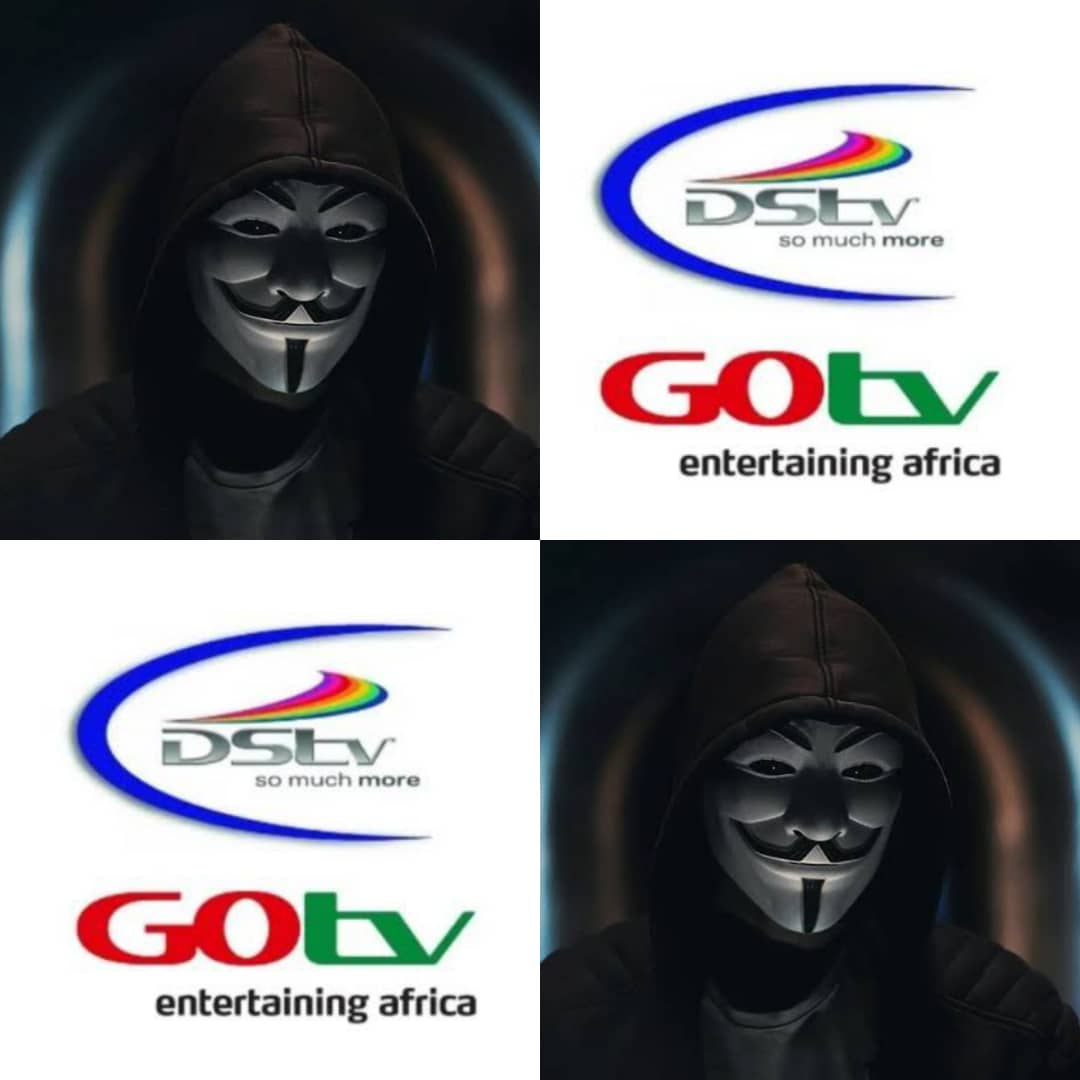 DSTV And GOTV Hacked By Anonymous, All Channels Open For Viewing For Free! - #EndSARS