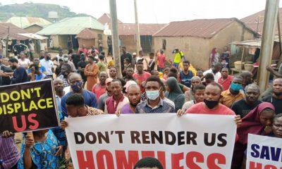 GISHIRI DEMOLITION: Over 4,000 Abuja Residents In Dilemma, As Court Dismisses Suit Stopping FCDA ABIODUN JIMOH