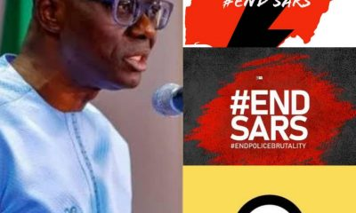 BREAKING: Lagos State Government Shuts Down Schools Over #EndSARS And #EndSWAT Protests