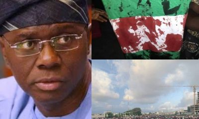 What Sanwo-Olu About The Massacre Of Protesters At Lekki Toll-Gate - #LekkiGenocide