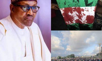 REVEALED: Why I Am Avoiding Debates On Lekki Tollgate Incident, President Buhari
