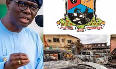 Lagos State Government To Charge 229 Suspects For Arson, Murder, Looting In The State - #EndSARS